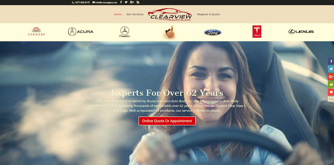 Premium Website Creation